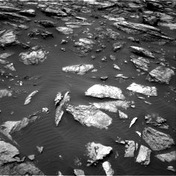 Nasa's Mars rover Curiosity acquired this image using its Right Navigation Camera on Sol 1485, at drive 1620, site number 58