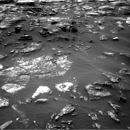 Nasa's Mars rover Curiosity acquired this image using its Right Navigation Camera on Sol 1485, at drive 1692, site number 58