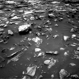 Nasa's Mars rover Curiosity acquired this image using its Right Navigation Camera on Sol 1485, at drive 1734, site number 58