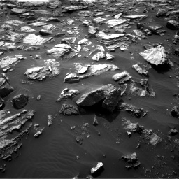 Nasa's Mars rover Curiosity acquired this image using its Right Navigation Camera on Sol 1485, at drive 1764, site number 58