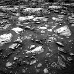 Nasa's Mars rover Curiosity acquired this image using its Right Navigation Camera on Sol 1485, at drive 1788, site number 58