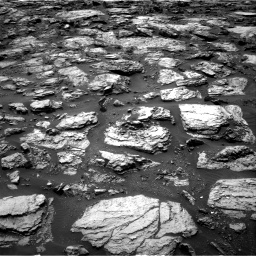 Nasa's Mars rover Curiosity acquired this image using its Right Navigation Camera on Sol 1485, at drive 1812, site number 58