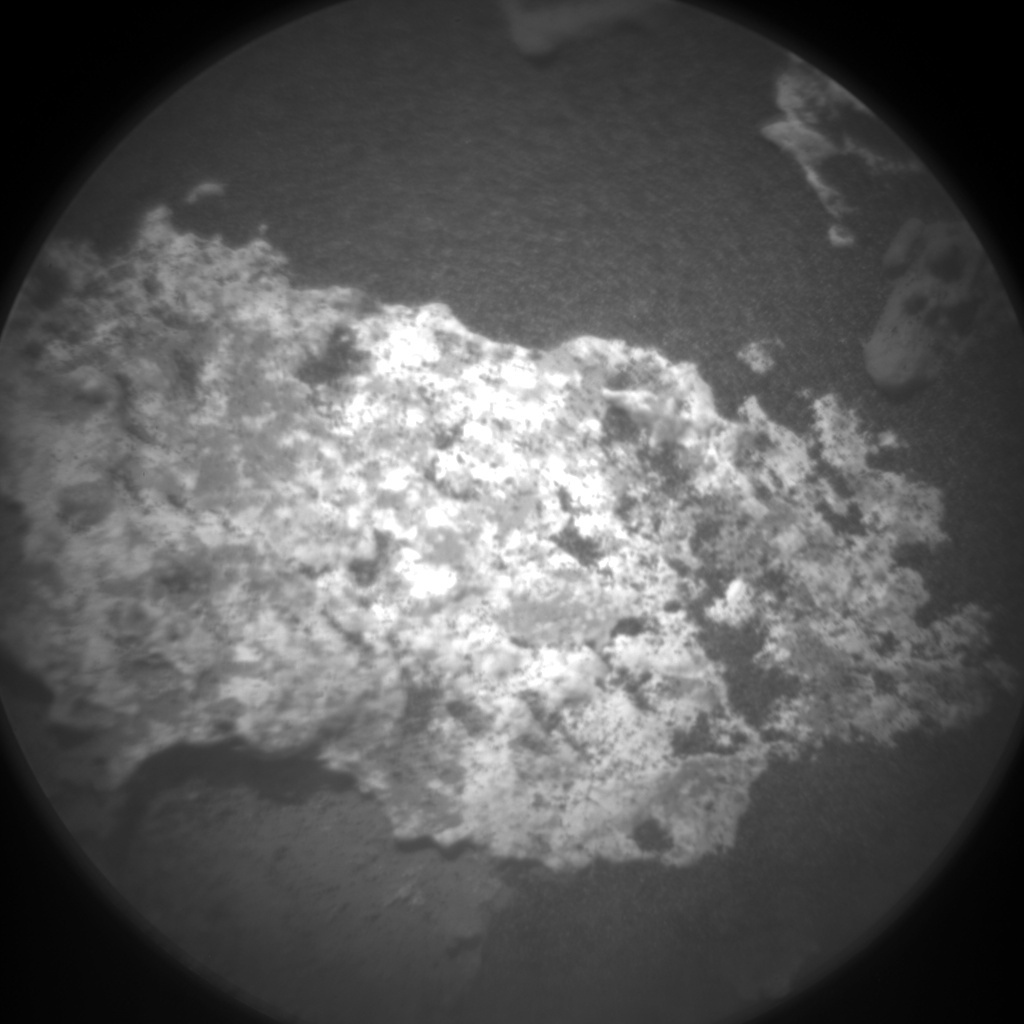 NASA's Mars rover Curiosity acquired this image using its Chemistry & Camera (ChemCam) on Sol 1487