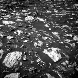 NASA's Mars rover Curiosity acquired this image using its Right Navigation Cameras (Navcams) on Sol 1487