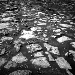 Nasa's Mars rover Curiosity acquired this image using its Right Navigation Camera on Sol 1487, at drive 1896, site number 58