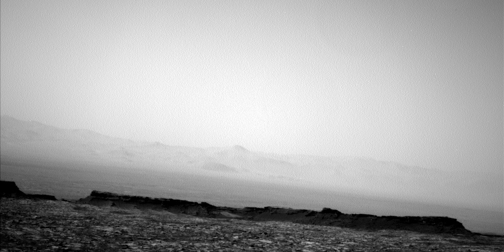 Nasa's Mars rover Curiosity acquired this image using its Left Navigation Camera on Sol 1493, at drive 2046, site number 58
