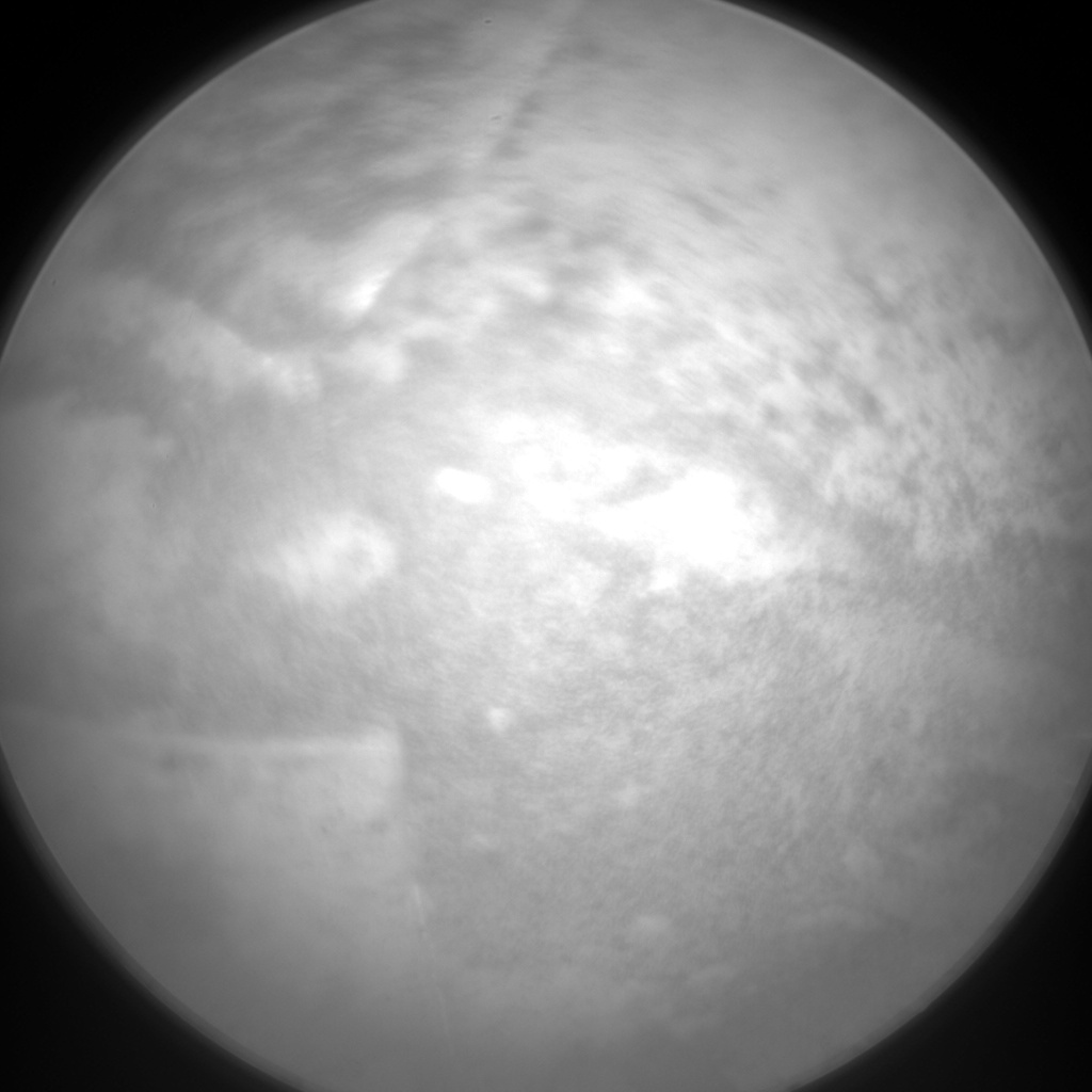Nasa's Mars rover Curiosity acquired this image using its Chemistry & Camera (ChemCam) on Sol 1496, at drive 2046, site number 58