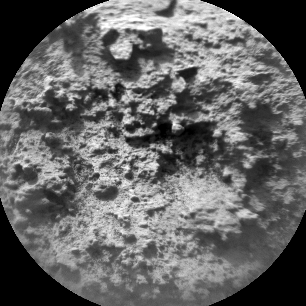 Nasa's Mars rover Curiosity acquired this image using its Chemistry & Camera (ChemCam) on Sol 1498, at drive 2046, site number 58