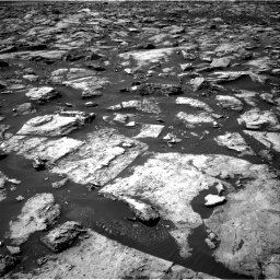 Nasa's Mars rover Curiosity acquired this image using its Right Navigation Camera on Sol 1499, at drive 2052, site number 58