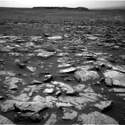 Nasa's Mars rover Curiosity acquired this image using its Right Navigation Camera on Sol 1500, at drive 2148, site number 58