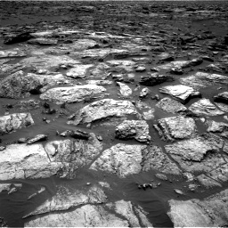 Nasa's Mars rover Curiosity acquired this image using its Right Navigation Camera on Sol 1500, at drive 2298, site number 58