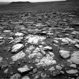 Nasa's Mars rover Curiosity acquired this image using its Right Navigation Camera on Sol 1502, at drive 2784, site number 58
