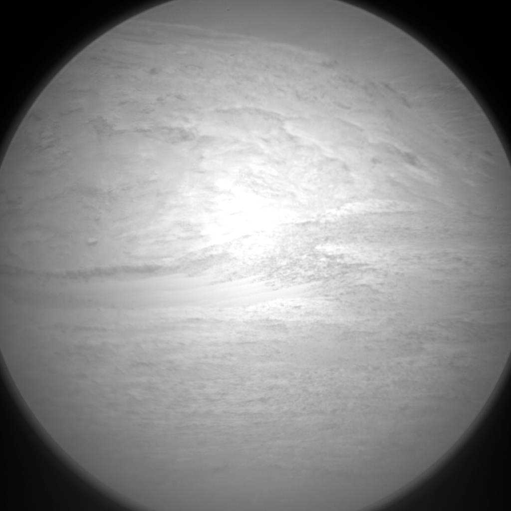 Nasa's Mars rover Curiosity acquired this image using its Chemistry & Camera (ChemCam) on Sol 1505, at drive 0, site number 59