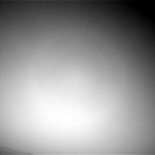 Nasa's Mars rover Curiosity acquired this image using its Left Navigation Camera on Sol 1505, at drive 0, site number 59