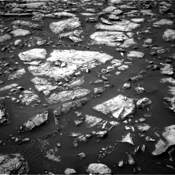 Nasa's Mars rover Curiosity acquired this image using its Right Navigation Camera on Sol 1506, at drive 132, site number 59