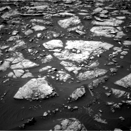 Nasa's Mars rover Curiosity acquired this image using its Right Navigation Camera on Sol 1506, at drive 138, site number 59