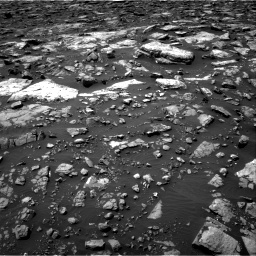 Nasa's Mars rover Curiosity acquired this image using its Right Navigation Camera on Sol 1506, at drive 174, site number 59
