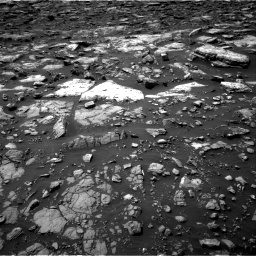 Nasa's Mars rover Curiosity acquired this image using its Right Navigation Camera on Sol 1506, at drive 180, site number 59