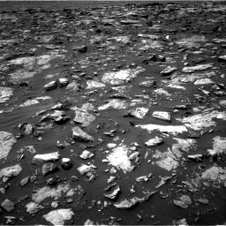 Nasa's Mars rover Curiosity acquired this image using its Right Navigation Camera on Sol 1506, at drive 234, site number 59