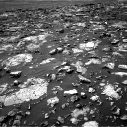 Nasa's Mars rover Curiosity acquired this image using its Right Navigation Camera on Sol 1506, at drive 240, site number 59