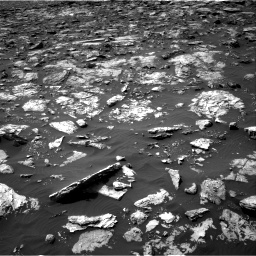 Nasa's Mars rover Curiosity acquired this image using its Right Navigation Camera on Sol 1506, at drive 258, site number 59