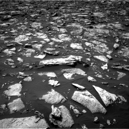 Nasa's Mars rover Curiosity acquired this image using its Right Navigation Camera on Sol 1506, at drive 270, site number 59
