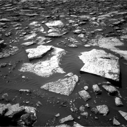 Nasa's Mars rover Curiosity acquired this image using its Right Navigation Camera on Sol 1506, at drive 312, site number 59