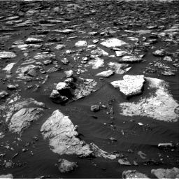Nasa's Mars rover Curiosity acquired this image using its Right Navigation Camera on Sol 1506, at drive 330, site number 59