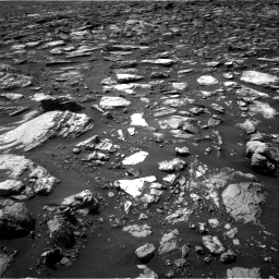 Nasa's Mars rover Curiosity acquired this image using its Right Navigation Camera on Sol 1506, at drive 348, site number 59
