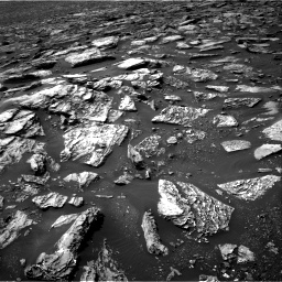 Nasa's Mars rover Curiosity acquired this image using its Right Navigation Camera on Sol 1507, at drive 372, site number 59