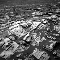 Nasa's Mars rover Curiosity acquired this image using its Right Navigation Camera on Sol 1507, at drive 384, site number 59