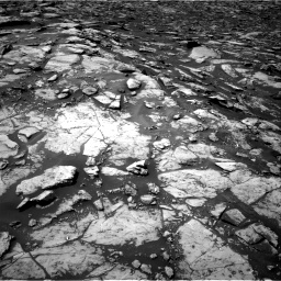 Nasa's Mars rover Curiosity acquired this image using its Right Navigation Camera on Sol 1507, at drive 456, site number 59