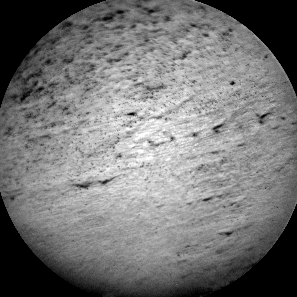 Nasa's Mars rover Curiosity acquired this image using its Chemistry & Camera (ChemCam) on Sol 1507, at drive 372, site number 59