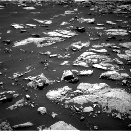 Nasa's Mars rover Curiosity acquired this image using its Right Navigation Camera on Sol 1508, at drive 648, site number 59