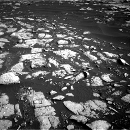 Nasa's Mars rover Curiosity acquired this image using its Right Navigation Camera on Sol 1509, at drive 972, site number 59