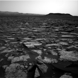 Nasa's Mars rover Curiosity acquired this image using its Right Navigation Camera on Sol 1509, at drive 1056, site number 59