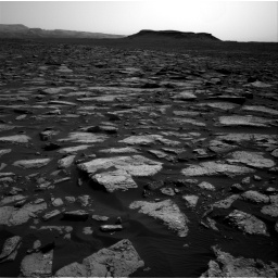 Nasa's Mars rover Curiosity acquired this image using its Right Navigation Camera on Sol 1509, at drive 1068, site number 59