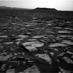 Nasa's Mars rover Curiosity acquired this image using its Right Navigation Camera on Sol 1509, at drive 1074, site number 59