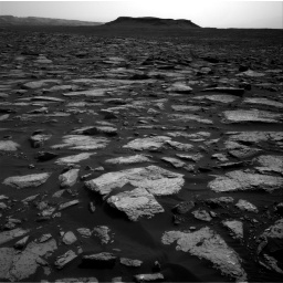 Nasa's Mars rover Curiosity acquired this image using its Right Navigation Camera on Sol 1509, at drive 1080, site number 59