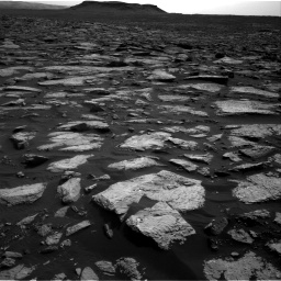 Nasa's Mars rover Curiosity acquired this image using its Right Navigation Camera on Sol 1509, at drive 1086, site number 59