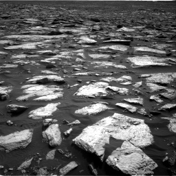 Nasa's Mars rover Curiosity acquired this image using its Right Navigation Camera on Sol 1509, at drive 1092, site number 59