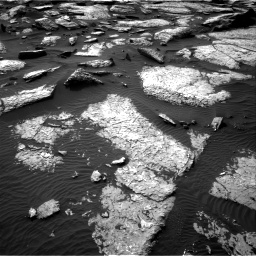 Nasa's Mars rover Curiosity acquired this image using its Right Navigation Camera on Sol 1509, at drive 1212, site number 59