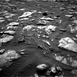 Nasa's Mars rover Curiosity acquired this image using its Left Navigation Camera on Sol 1512, at drive 1500, site number 59