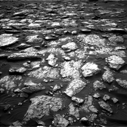 Nasa's Mars rover Curiosity acquired this image using its Left Navigation Camera on Sol 1512, at drive 1566, site number 59