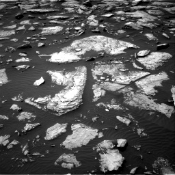 Nasa's Mars rover Curiosity acquired this image using its Right Navigation Camera on Sol 1512, at drive 1284, site number 59