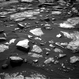Nasa's Mars rover Curiosity acquired this image using its Right Navigation Camera on Sol 1512, at drive 1296, site number 59