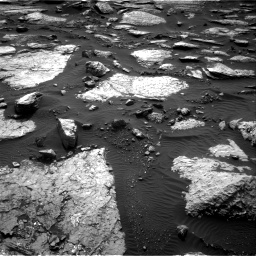 Nasa's Mars rover Curiosity acquired this image using its Right Navigation Camera on Sol 1512, at drive 1326, site number 59
