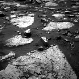 Nasa's Mars rover Curiosity acquired this image using its Right Navigation Camera on Sol 1512, at drive 1332, site number 59