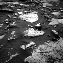 Nasa's Mars rover Curiosity acquired this image using its Right Navigation Camera on Sol 1512, at drive 1338, site number 59