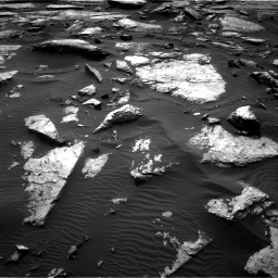 Nasa's Mars rover Curiosity acquired this image using its Right Navigation Camera on Sol 1512, at drive 1344, site number 59